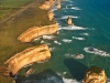Aerial view of the 12 Apostles, Victoria