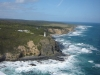 Cape Otway Lighthouse viewed from 12 Apostles Air Adventures flight